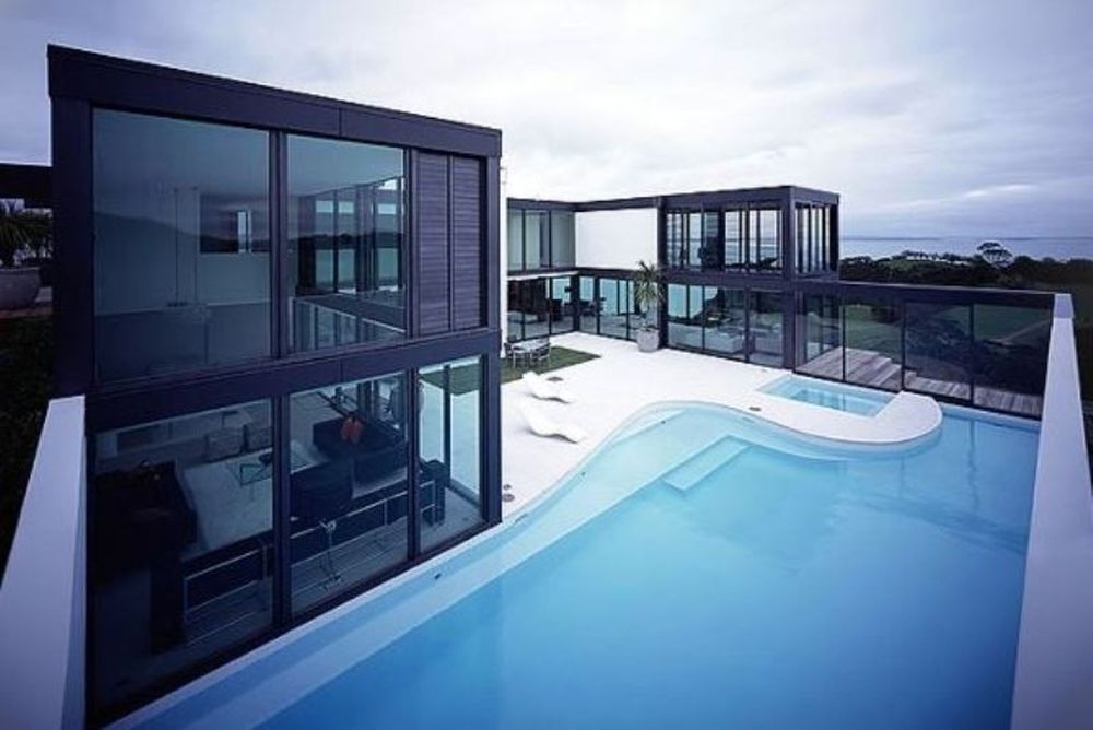 Η διαφάνεια ταιριάζει (και) στην αρχιτεκτονική