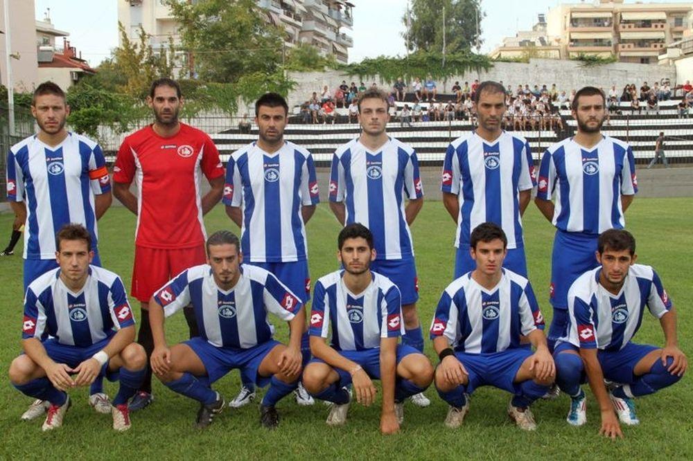 Εθνικός Σοχού-Οδυσσέας Κορδελιού 0-2
