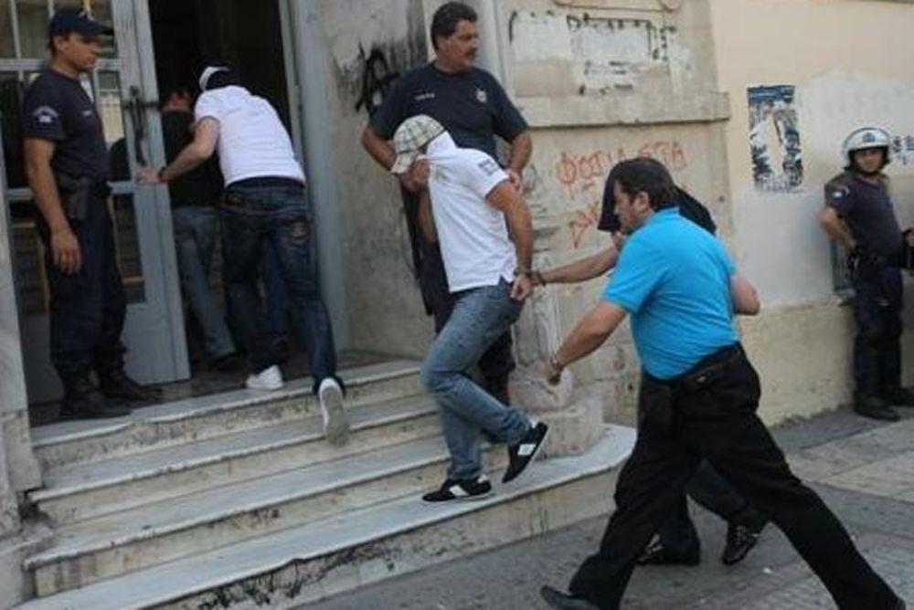 Παραμένει στη φυλακή ο κατηγορούμενος για το φόνο του οπαδού στο Ηράκλειο