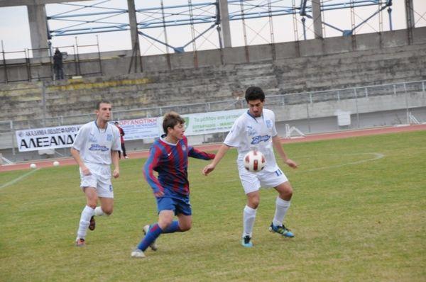 Εθνικός Σοχού-Κιλκισιακός 0-1