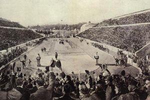 Αθήνα 1896: «Ζήτω το Έθνος, ζήτω οι Έλληνες»