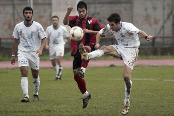 Δόξα Πενταλόφου-Εθνικός Σοχού 0-1
