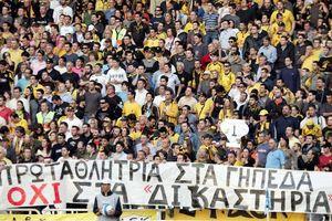 Το «ηθικό» πρωτάθλημα της ΑΕΚ το 2008 (photos+videos)