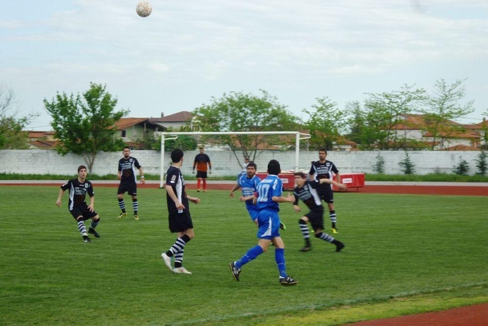 ΠΑΟΚ Αλεξάνδρειας-Εθνικός Βατερού 1-0