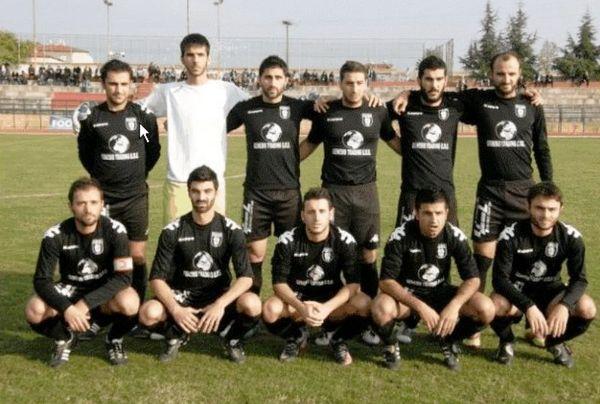 ΠΑΟΚ Γιαννιτσών-Εθνικός Σοχού 1-1