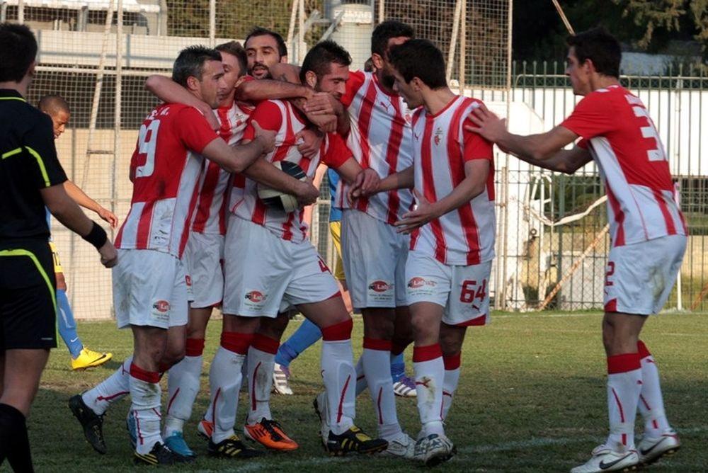 Νίκησε Παλληνιακό, περιμένει την ΕΠΟ ο Εθνικός Αστέρας