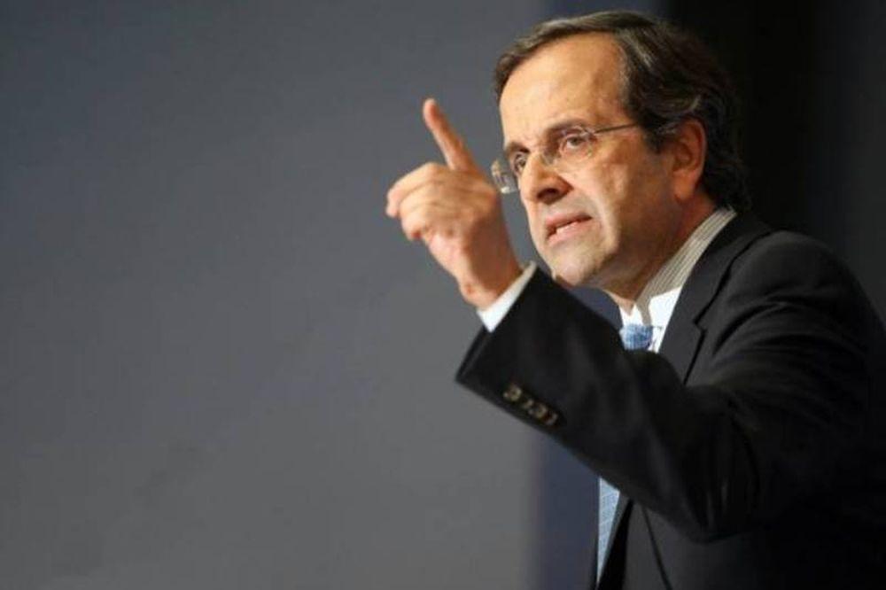 Σαμαράς: «Οι «5» δεσμεύσεις της ΝΔ για πιο ισχυρή Ελλάδα»
