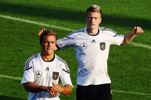 Euro 2012: Παίρνει Γκέτσε και Ρόις στη Γερμανία ο Λεβ