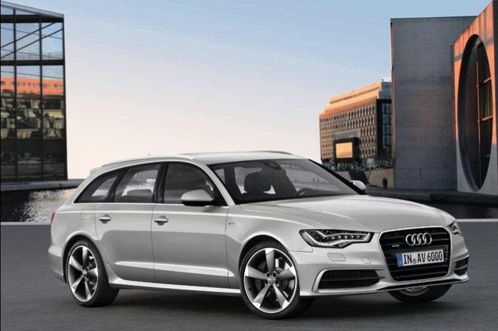 Bραβείο «red dot» για το Audi A6