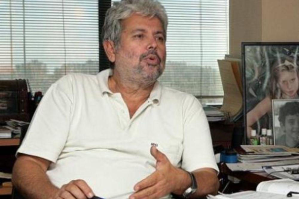 Αγγελόπουλος: «Δεν πετύχαμε το στόχο μας»
