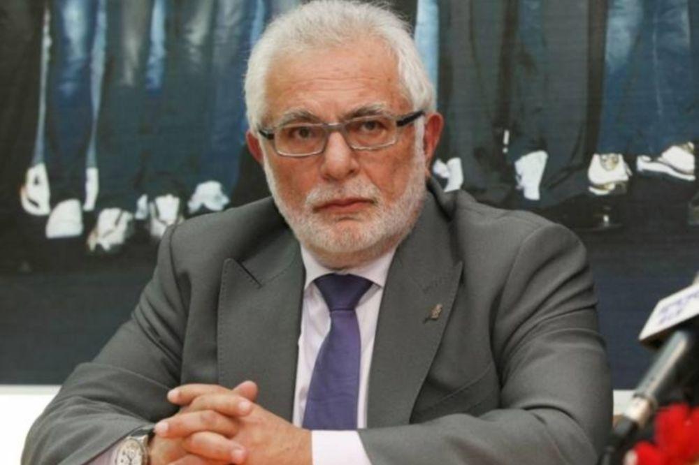 Τσαγκρώνης: «Με ευθύνη και ενδιαφέρον»