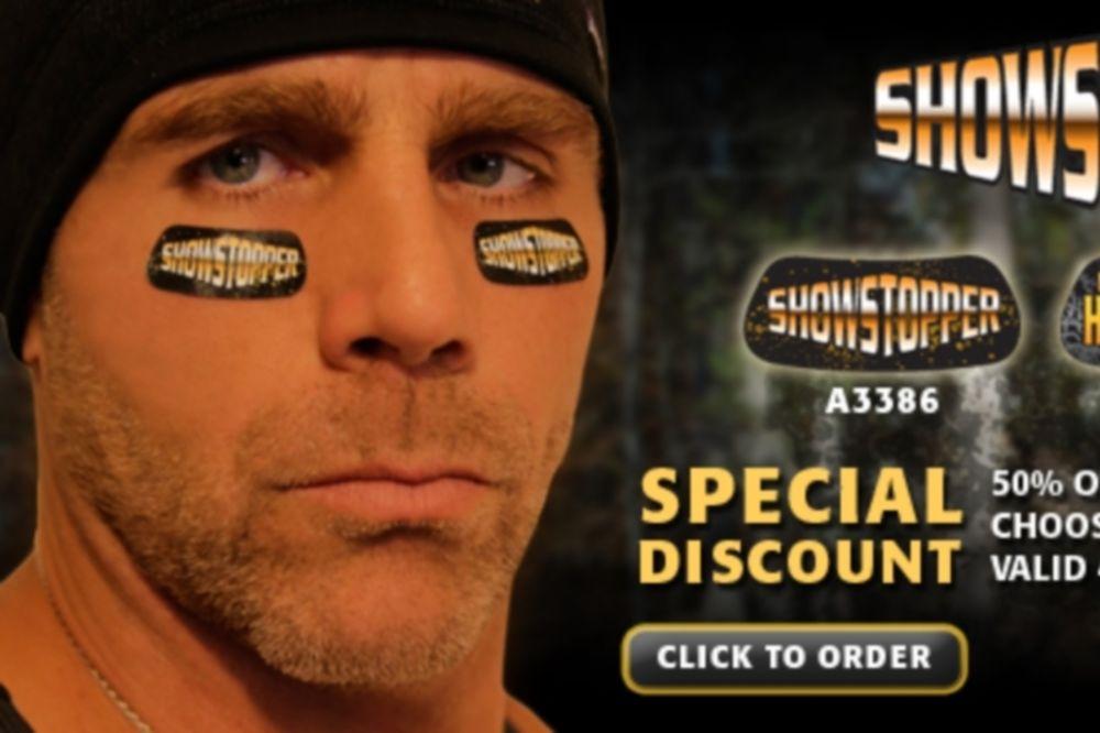 Νέα χορηγία για Shawn Michaels