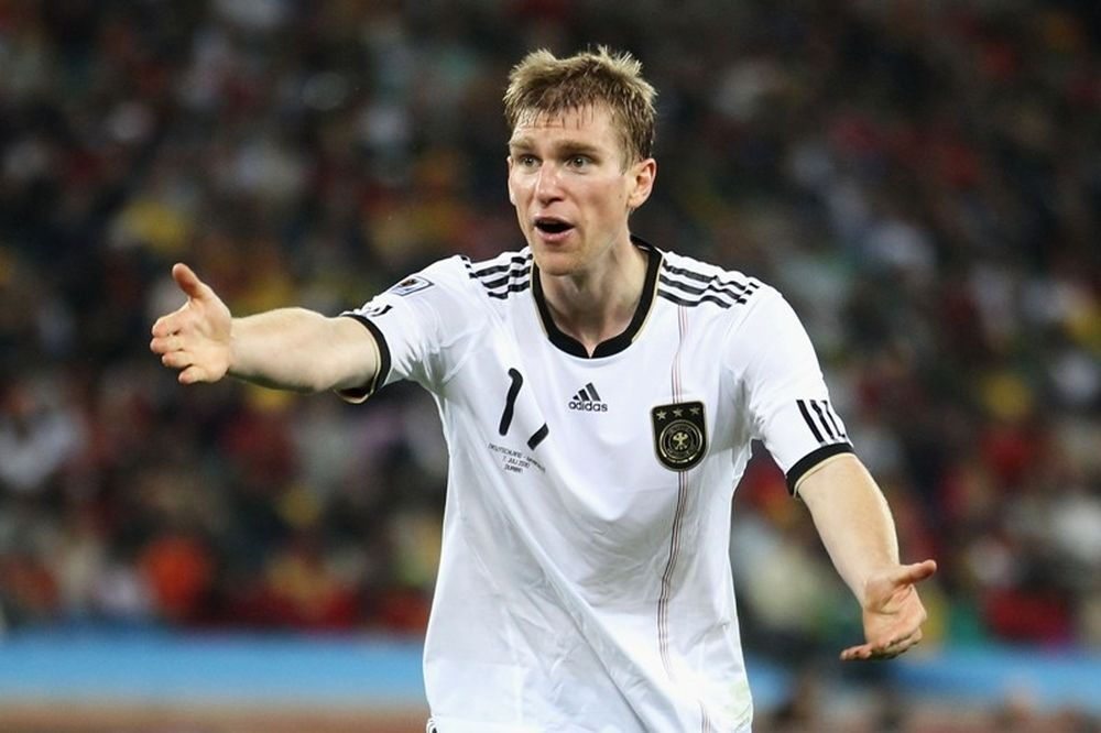 Euro 2012: Μερτεζάκερ: «Θα είμαι καλύτερα από ποτέ»