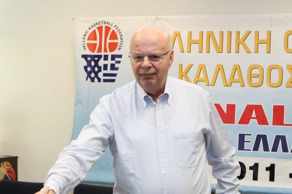 Βασιλακόπουλος: «Η μάχη συνεχίζεται σε καιρούς χαλεπούς»