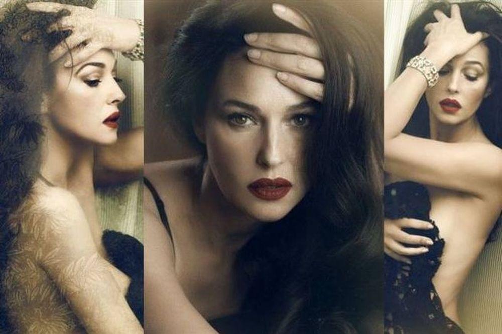 Μόνικα Μπελούτσι... αιώνιας ομορφιάς