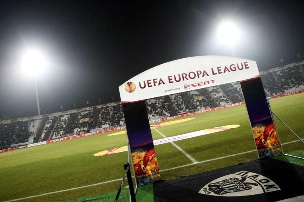 Στην Τούμπα η UEFA