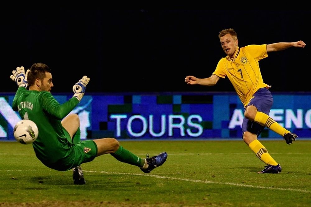 Euro 2012: Λάρσον: «Θα προλάβω το Euro»