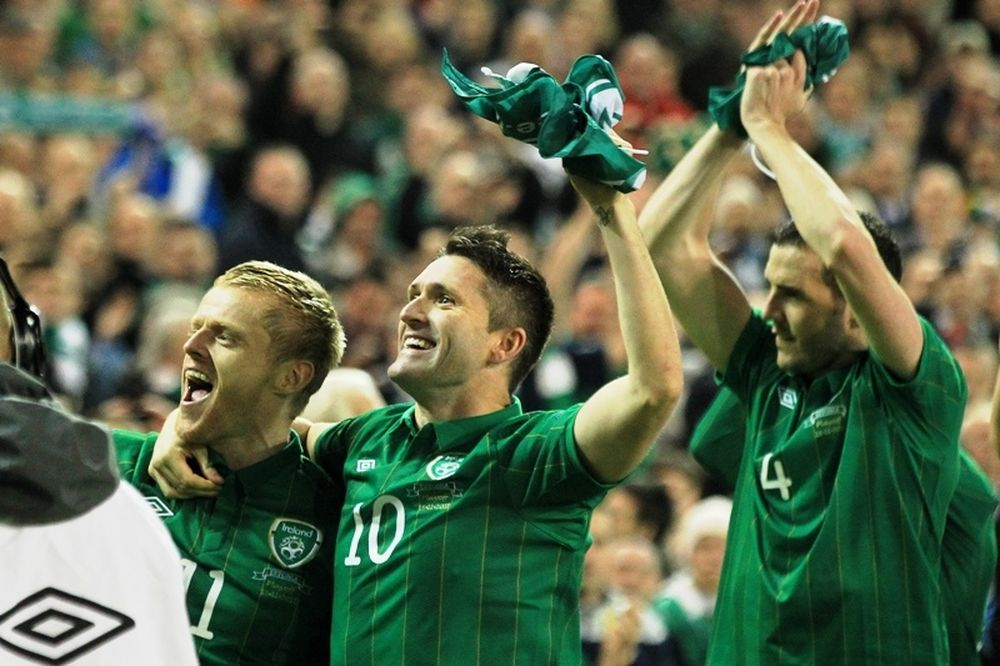Euro 2012: Χάτον: «Θα μας ανεβάσει το EURO»