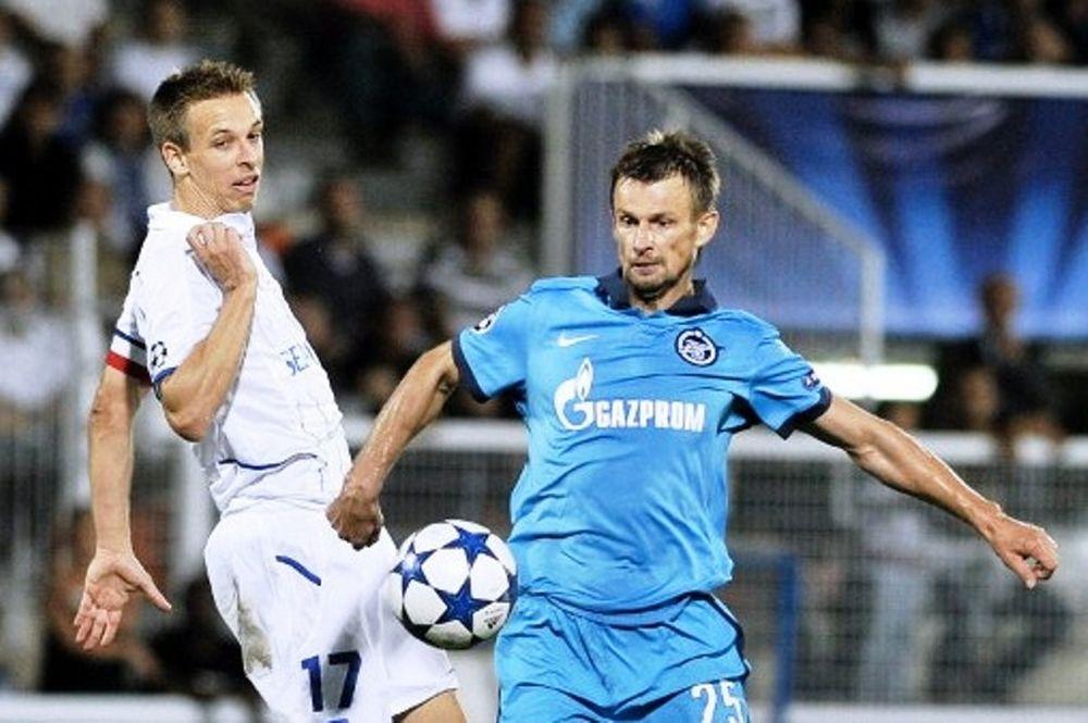 Euro 2012: Υπέρ Σέμακ ο Μαλαφέεβ