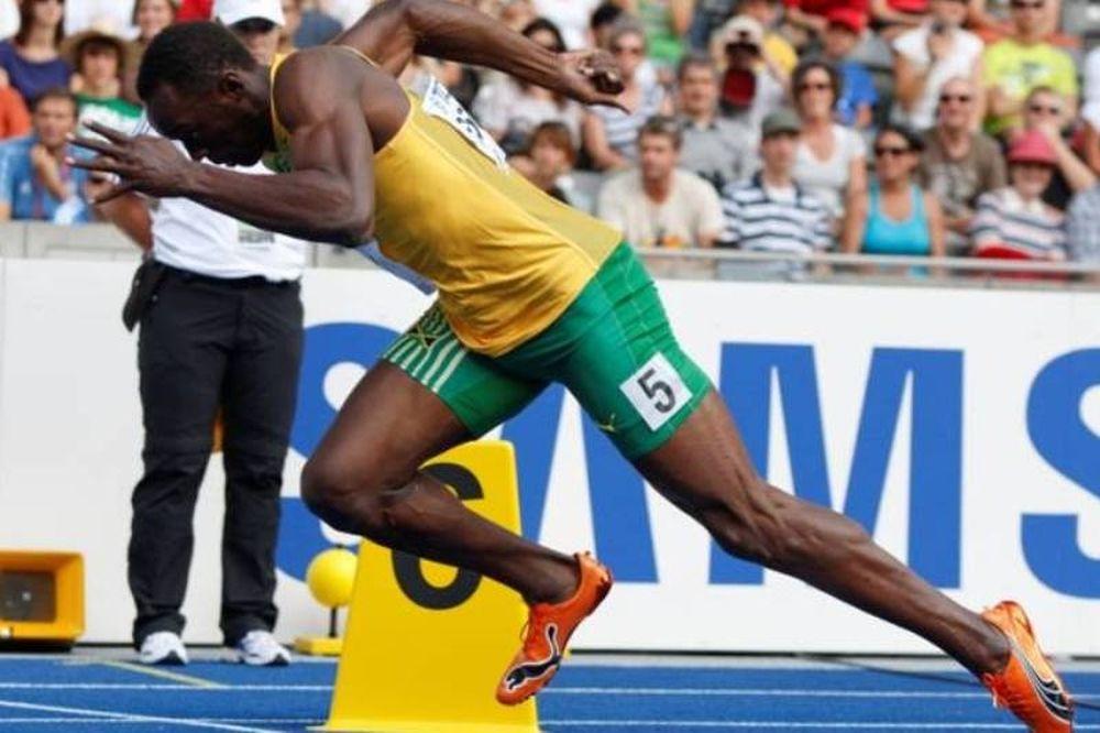 Η υγρασία… εμπόδιο για Μπολτ στους Ολυμπιακούς του Λονδίνου