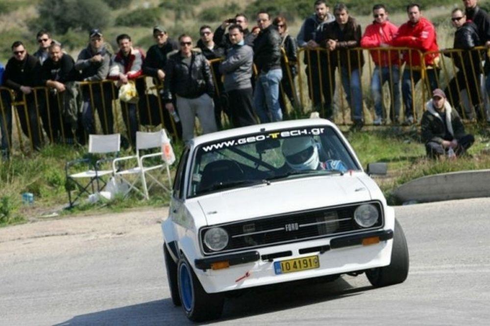 Rally Sprint ΕΛΠΑ 17 Ιουνίου 2012