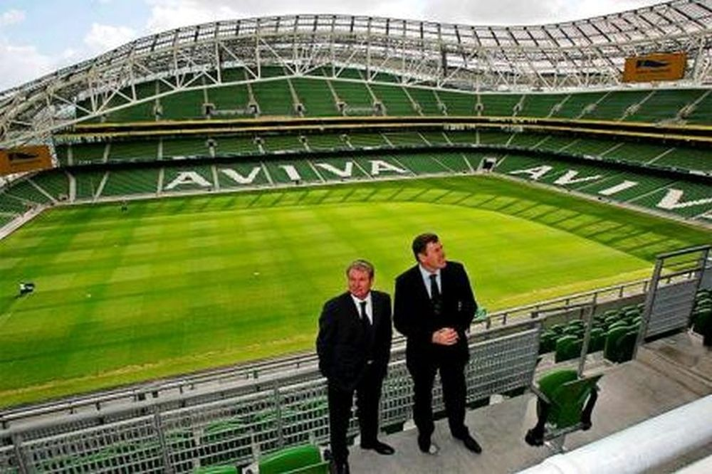 Euro 2012: Χιούτον: «Έχω καλό προαίσθημα για την Ιρλανδία»