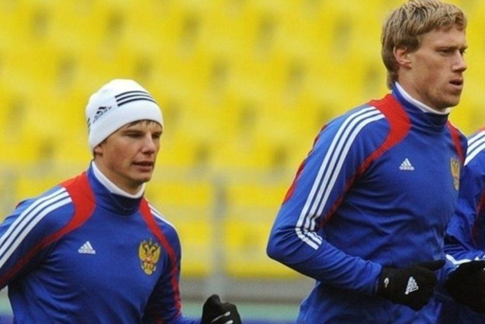 Euro 2012: Ανάμικτα συναισθήματα για Αρσάβιν και Πογκρέμπνιακ!