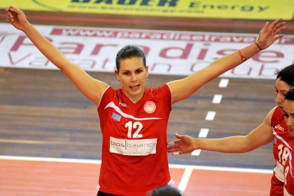 Η Νοσέκοβα του Ολυμπιακού στην Εθνική Σλοβακίας