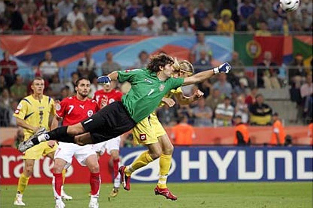 Euro 2012: Αμφίβολος ο Σοφκόφσκι!
