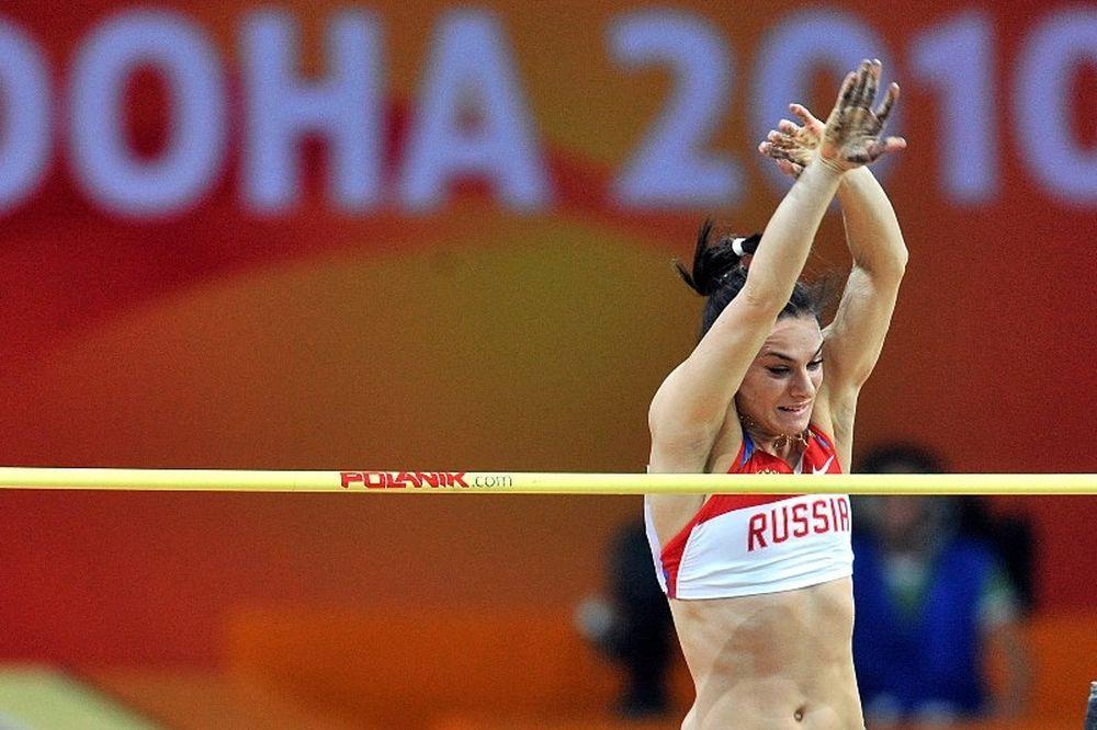 Ολυμπιακοί Αγώνες: Πρώτα Γαλλία και μετά Λονδίνο η Ισινμπάγιεβα