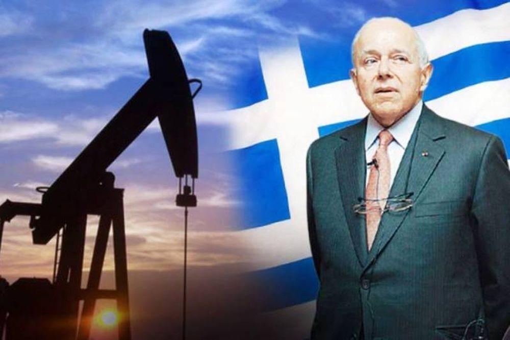 Όταν ο Μαρκεζίνης μιλούσε για τα ελληνικά πετρέλαια