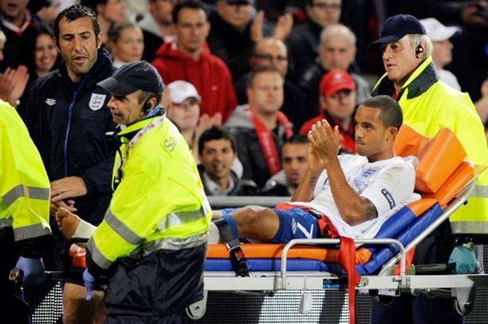 Euro 2012: Ο Βενγκέρ για Γουόλκοτ