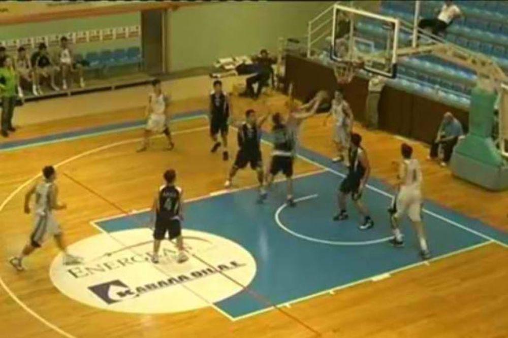 Σε live streaming το Πανελλήνιο Πρωτάθλημα Εφήβων