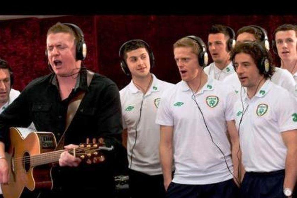 Euro 2012: Το τραγούδι της Ιρλανδίας για το EURO