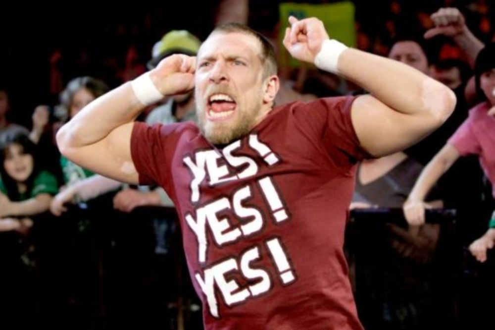 Πάλι «YES, YES, YES» στο SmackDown