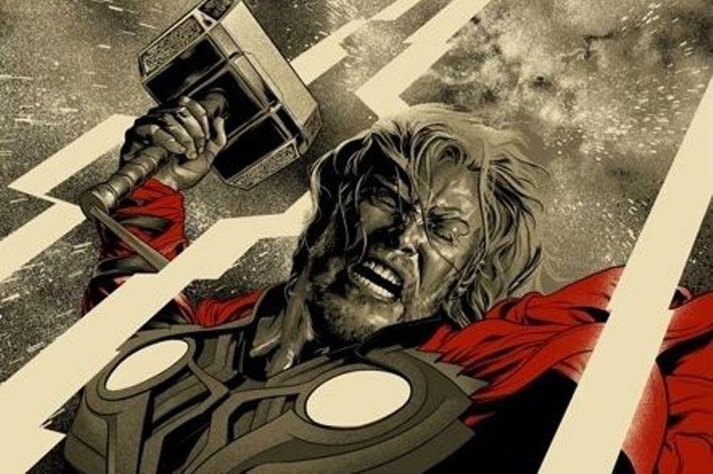 Οι πιο artistic αφίσες των Avengers