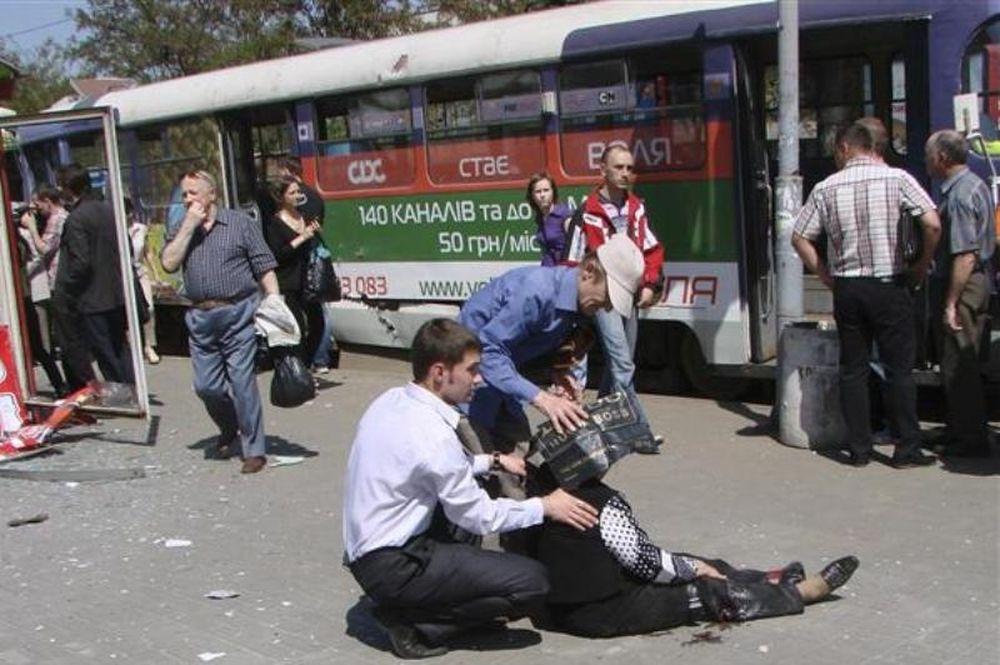Euro 2012: Ξεκινάει έρευνα για τις βομβιστικές επιθέσεις
