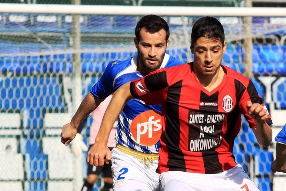 Νέα Ιωνία-Περιστέρι 0-0