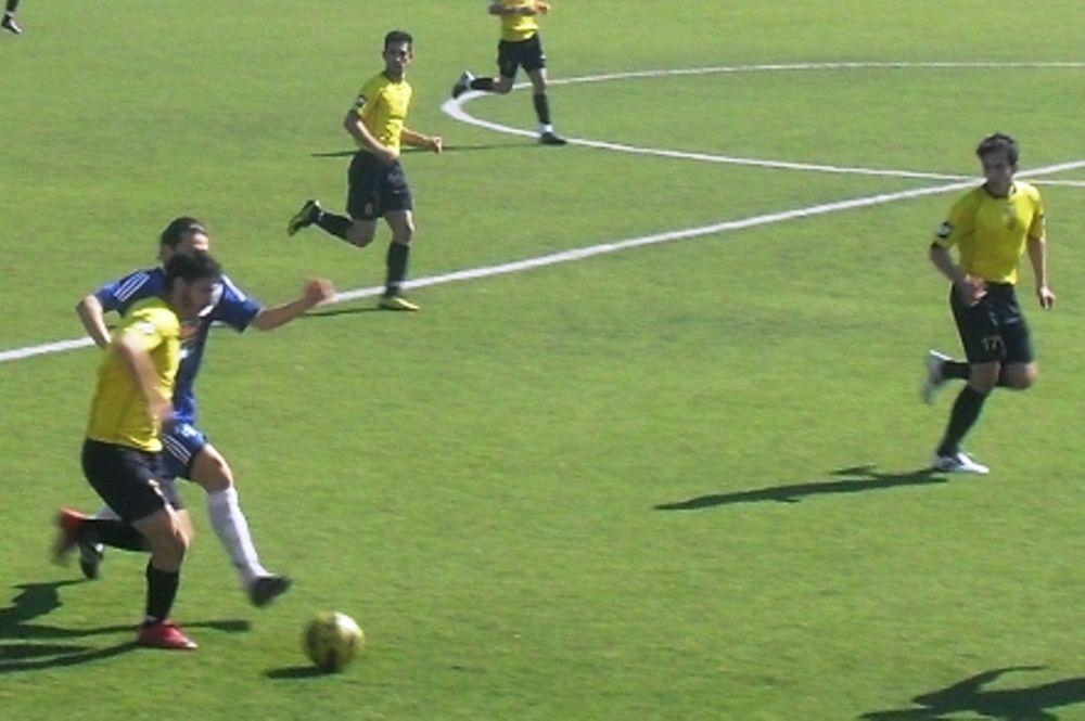 Αστέρας Αμαλιάδας-Βρασιές 0-0