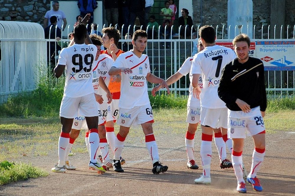 Σούπερ Παναχαϊκή, 2-0 τον Φωκικό