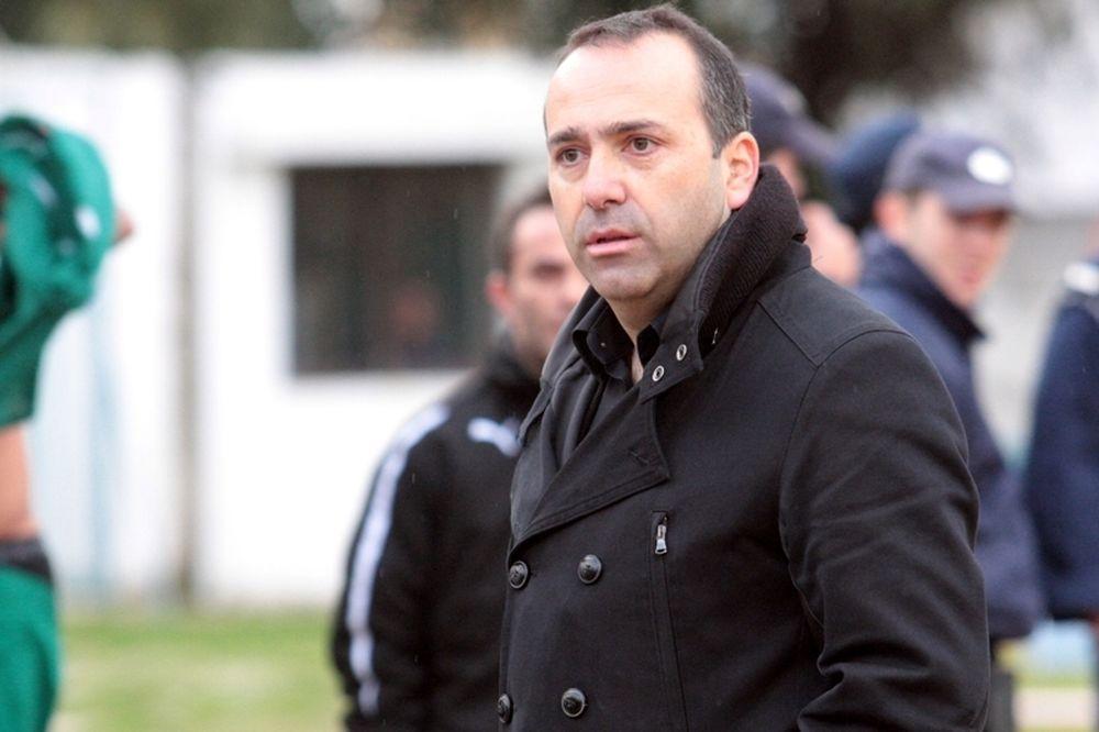 Αμανατίδης: «Τέσσερα μεγάλα ματς για να πετύχουμε κάτι»