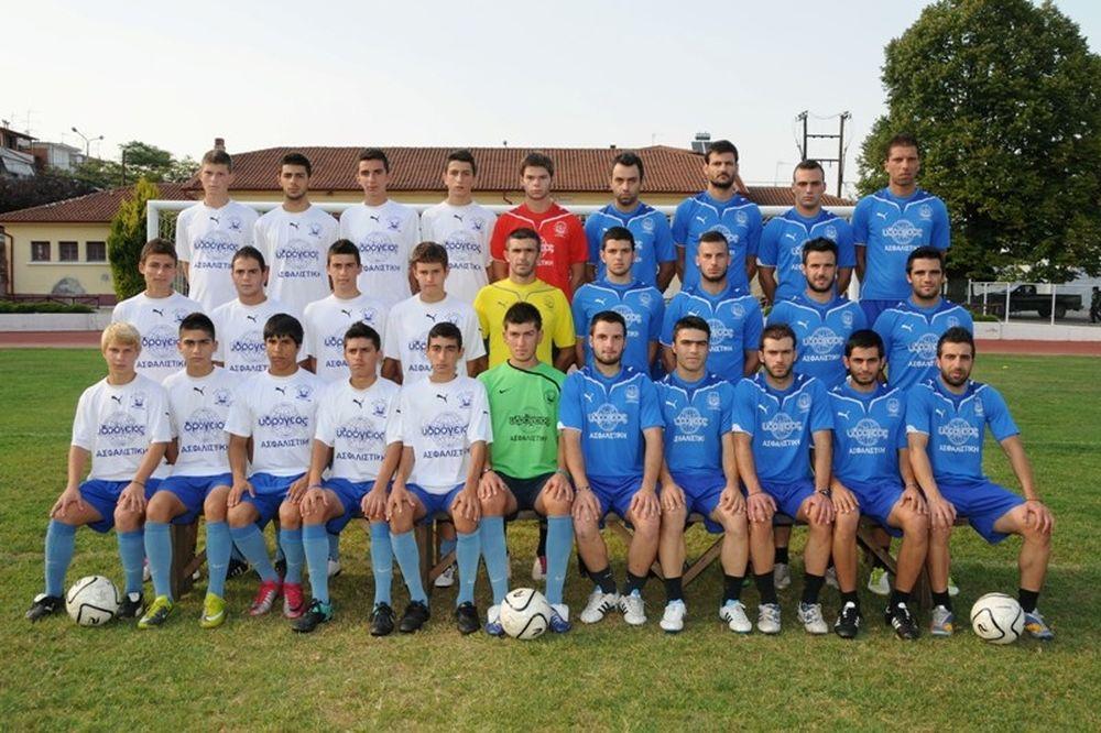 Νάουσα-Αλεξάνδρεια 1-0
