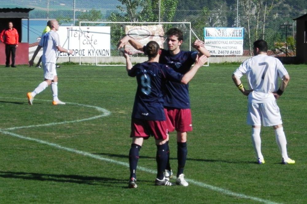 Κάστωρ-Περδίκκας 3-1