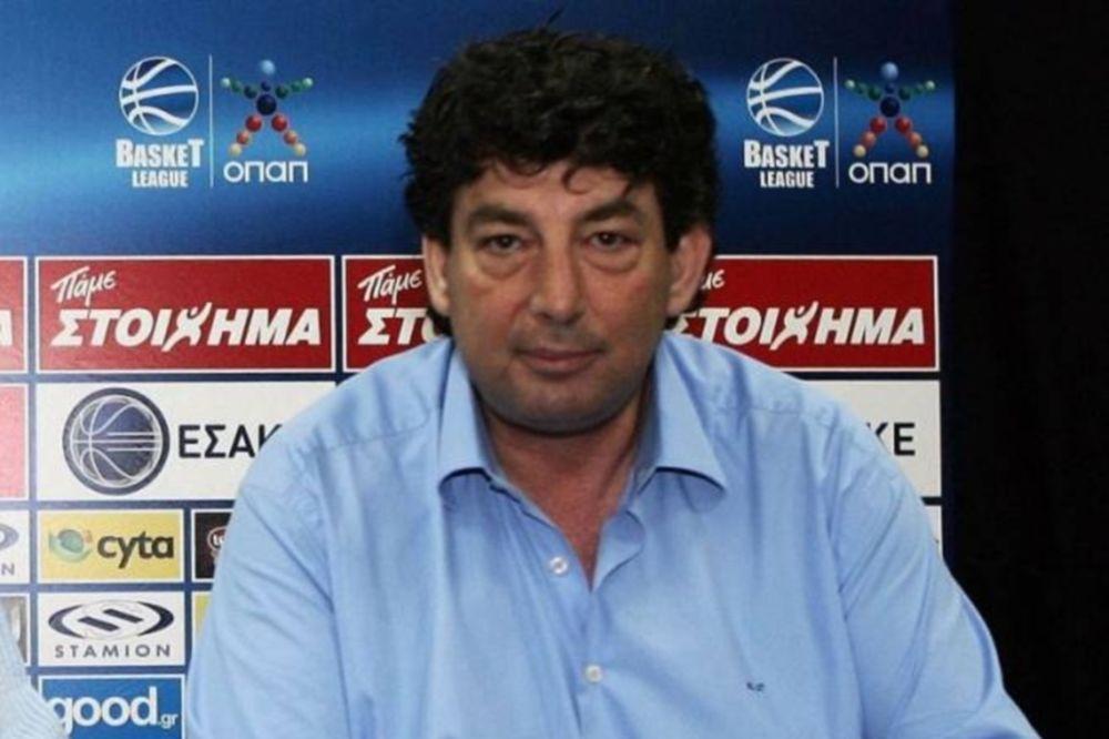 Γαλατσόπουλος: «Δεν υποτιμάμε τον Μαρκόπουλο»