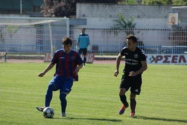 ΑΣ Τρίκαλα 2011 – Πίνδος Κόνιτσας 1-0