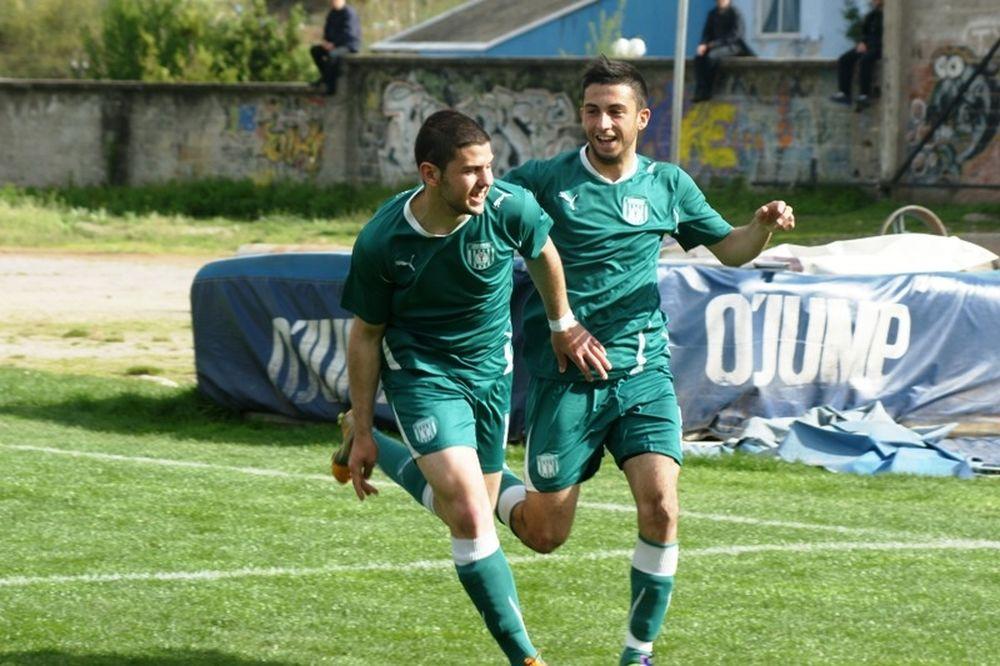ΠΑΟΚ Αλεξάνδρειας-Πυρσός Γρεβενών 0-1