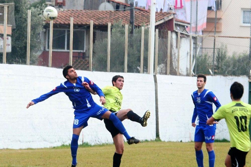 ΠΑΟΚ Γιαννιτσών-Δόξα Χέρσου 2-3