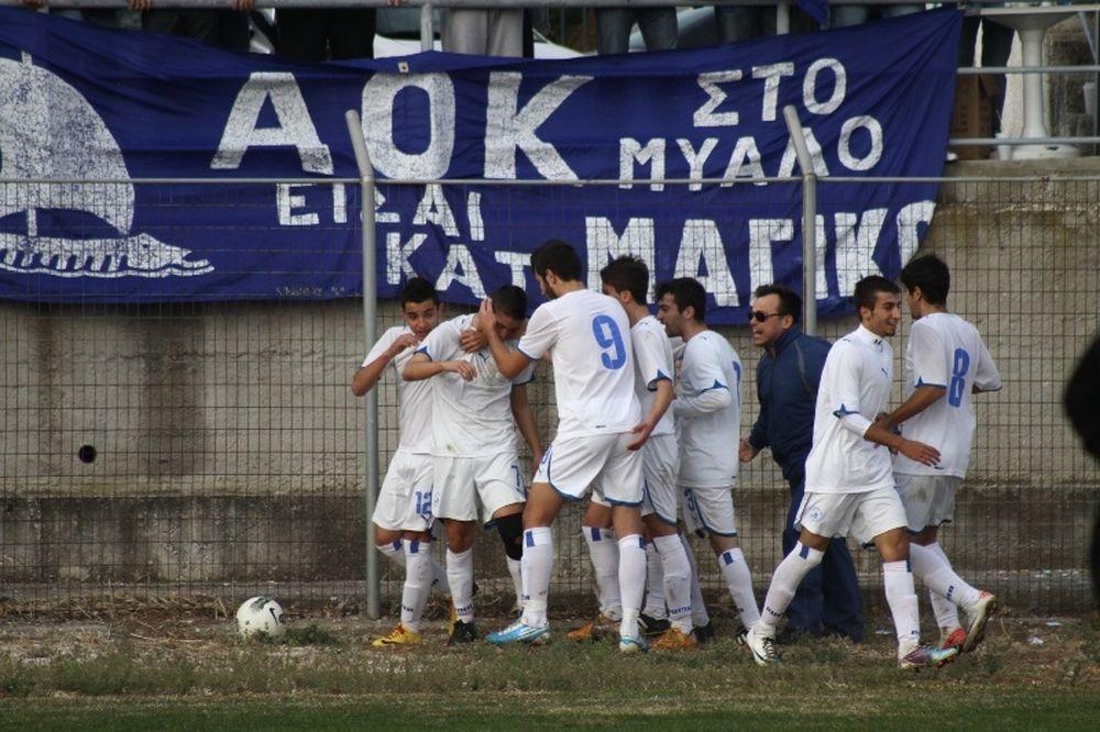 Καβάλα-Ορφέας Ελευθερούπολης 3-0