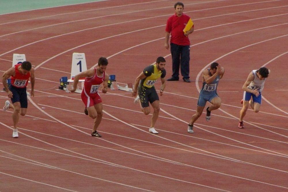 Ο Πετρόπουλος νικητής στα 100μ. και στο μήκος