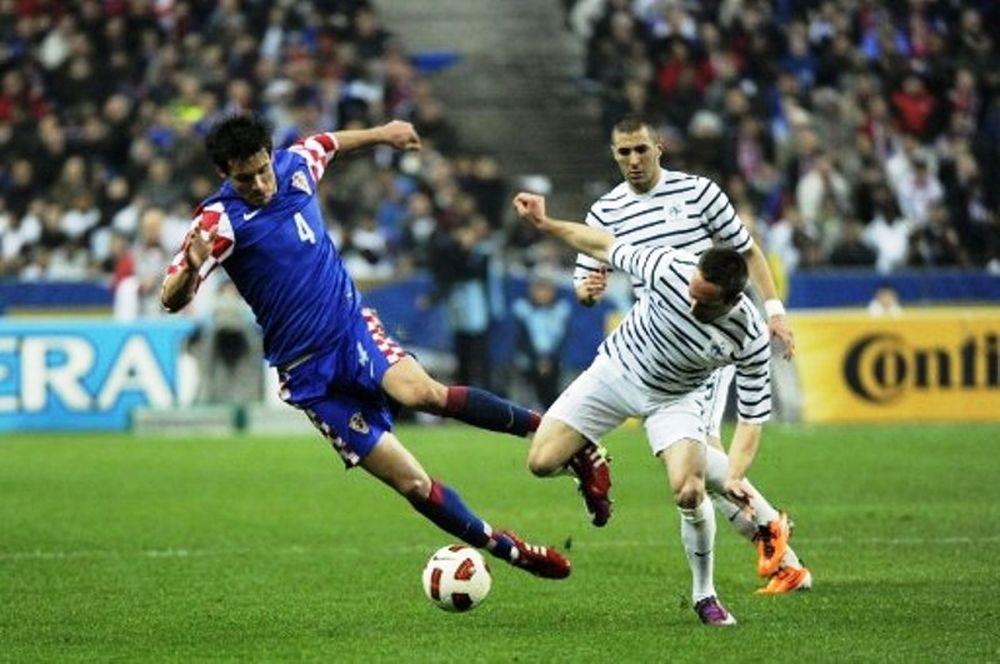 Euro 2012: Γλίτωσε τα χειρότερα ο Λόβρεν